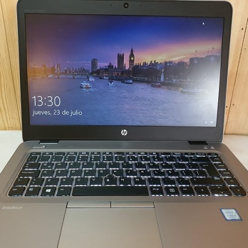 Notebook HP EliteBook 840 G4 i5 – Seminuevo y garantizado