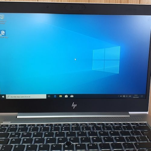 Notebook HP EliteBook 830 G6 i7 – Seminuevo y garantizado