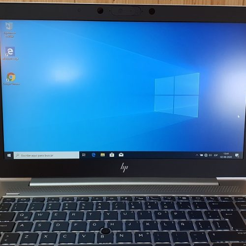 Notebook HP EliteBook 840 G6 i7 – Seminuevo y garantizado